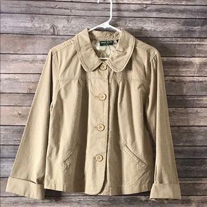 Lemon Grass Studio Jacket